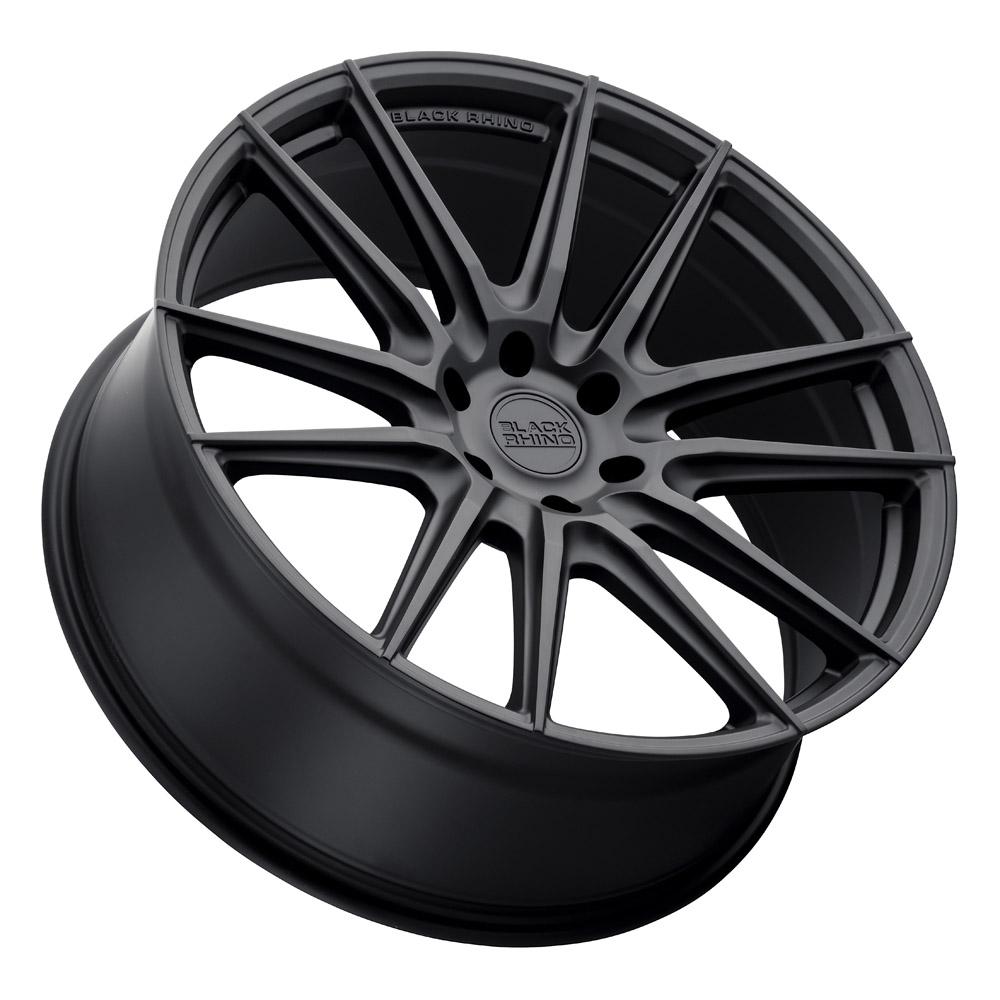 Black Rhino Wheels Madagascar - Matte Black Rim
