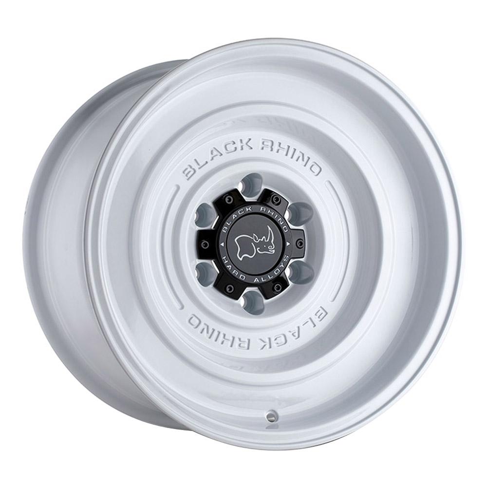 Black Rhino Wheels Solid - Gloss White Rim