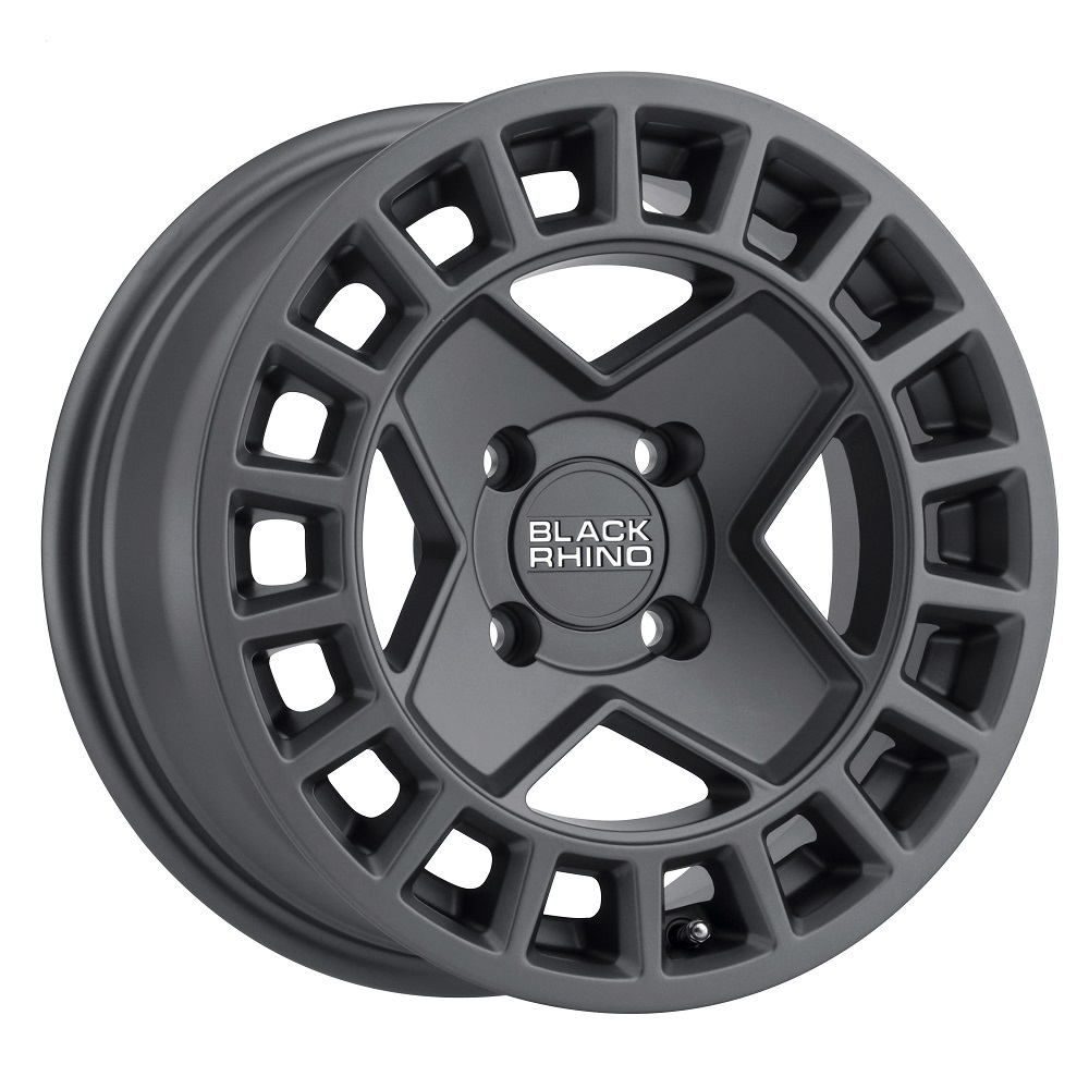 Black Rhino Wheels York UTV - Matte Gunmetal Rim