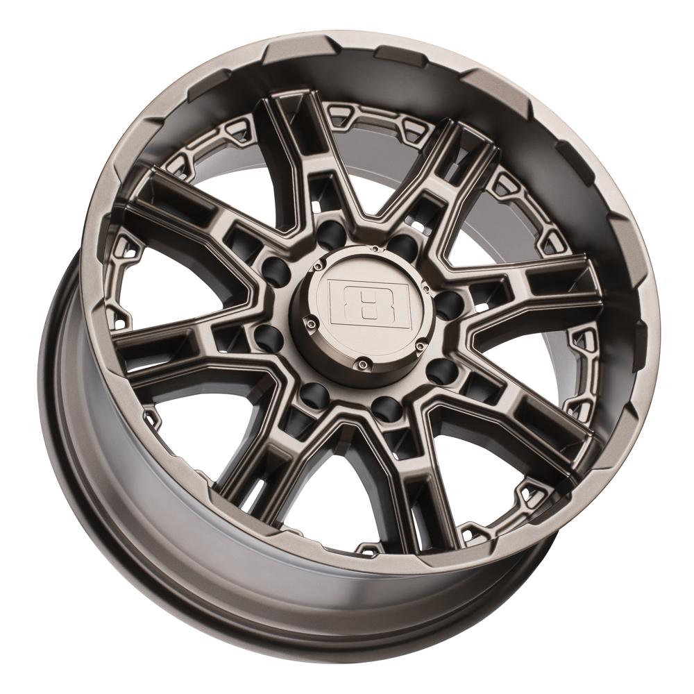 Level 8 Wheels Slingshot - Matte Bronze Rim