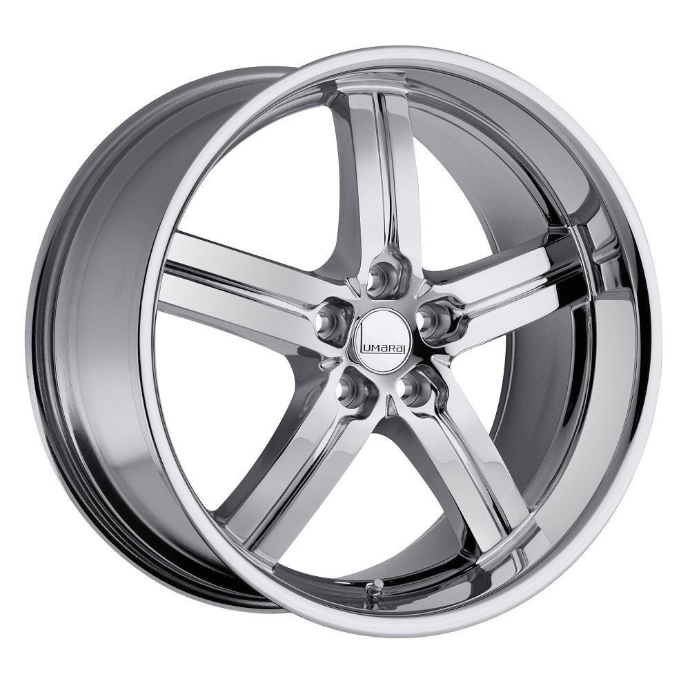 Lumarai Wheels Morro - Chrome Rim