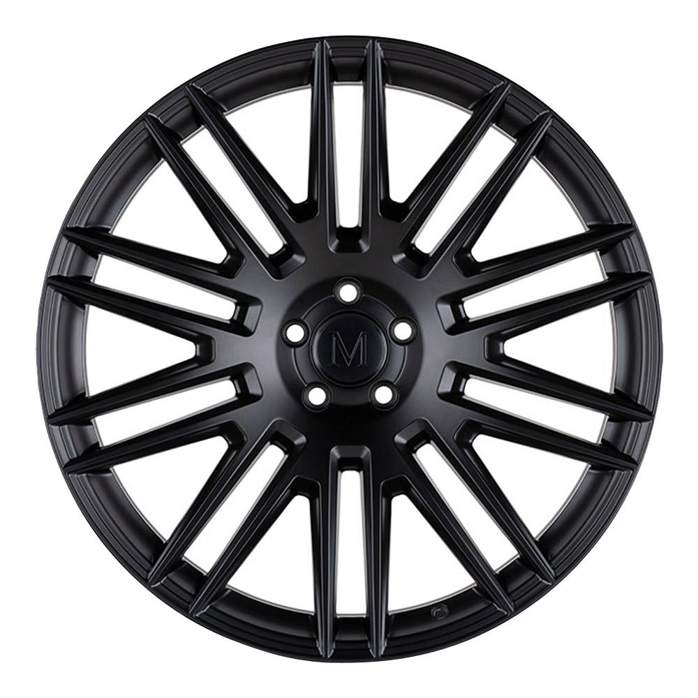Mandrus Wheels Estate - Matte Black RF Rim