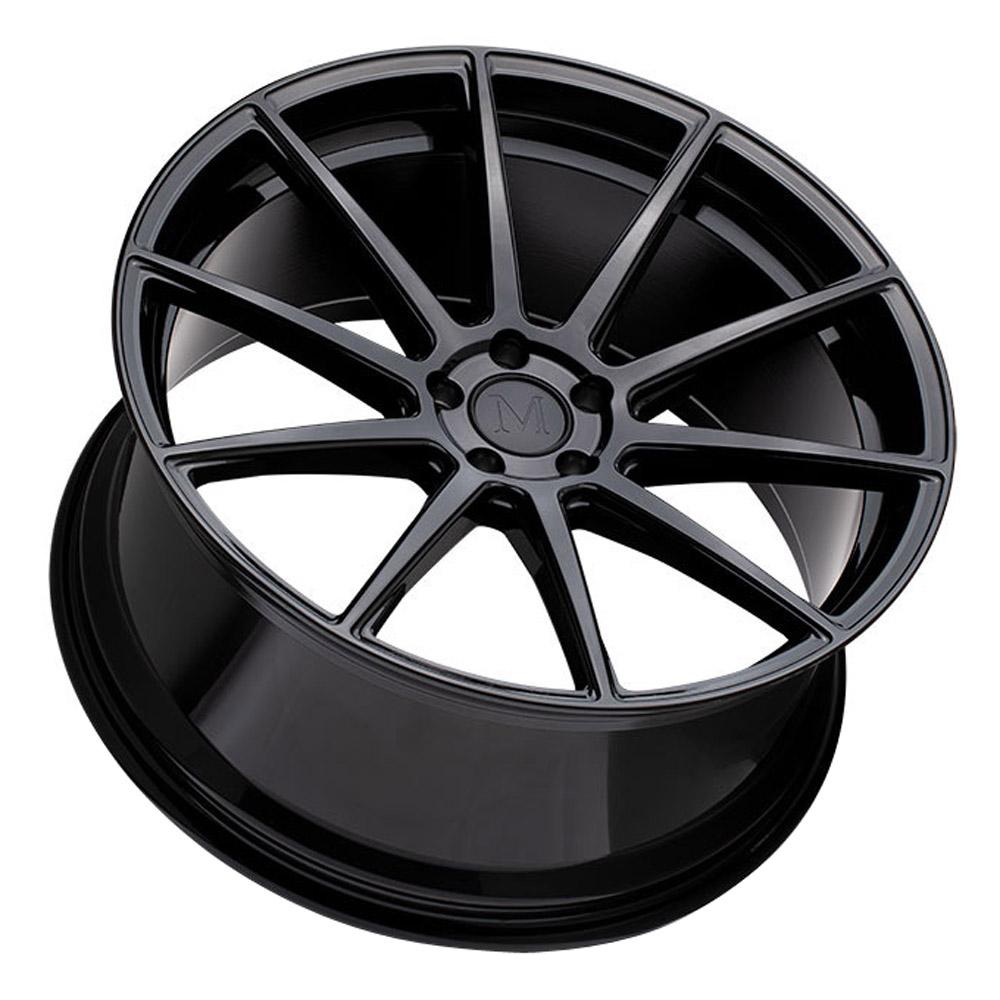Mandrus Wheels Klass - Gloss Black Rim