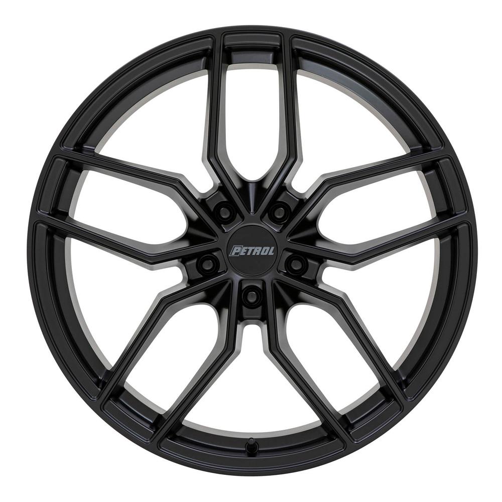 Petrol Wheels P5C - Matte Black Rim