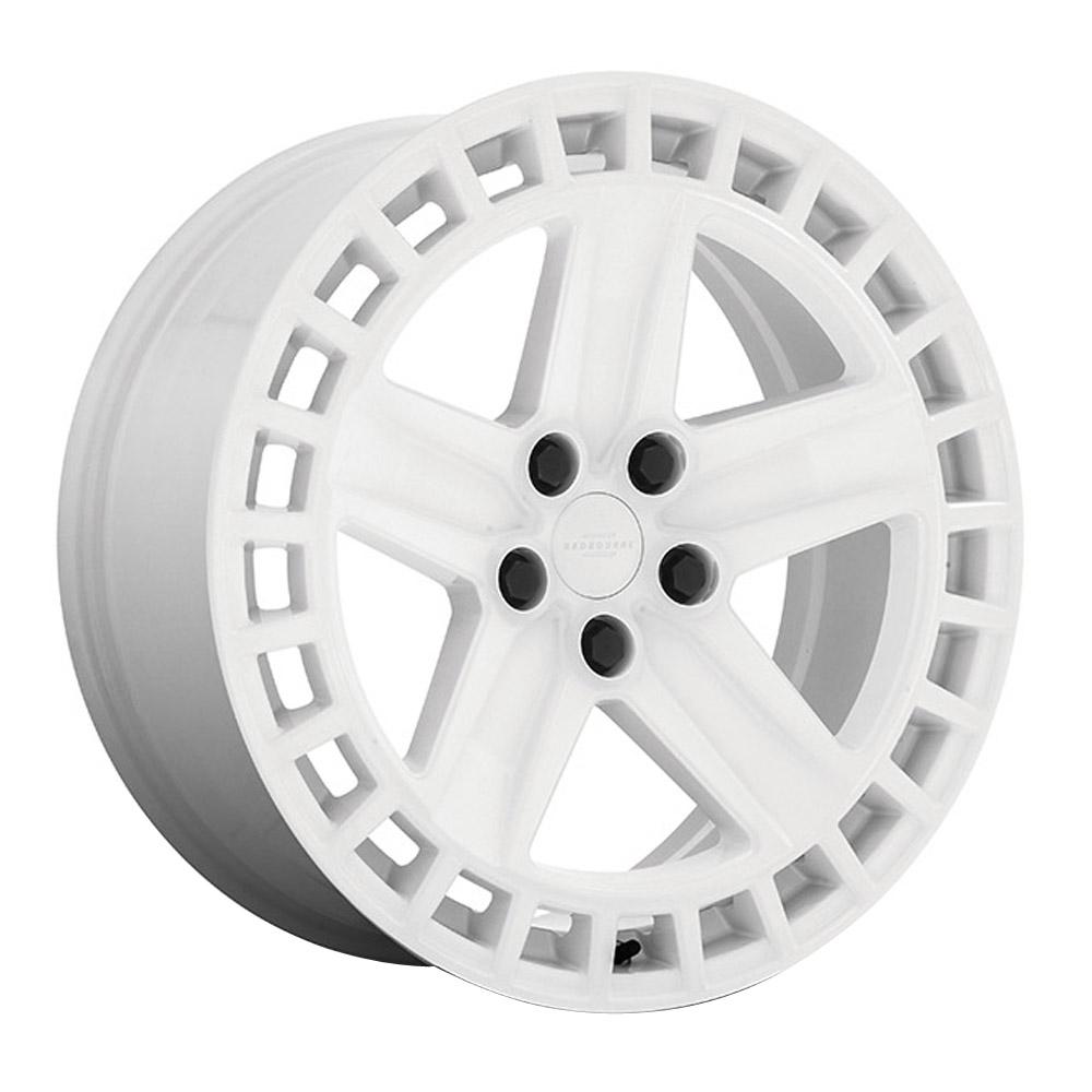 Redbourne Wheels Alston - Gloss White Rim
