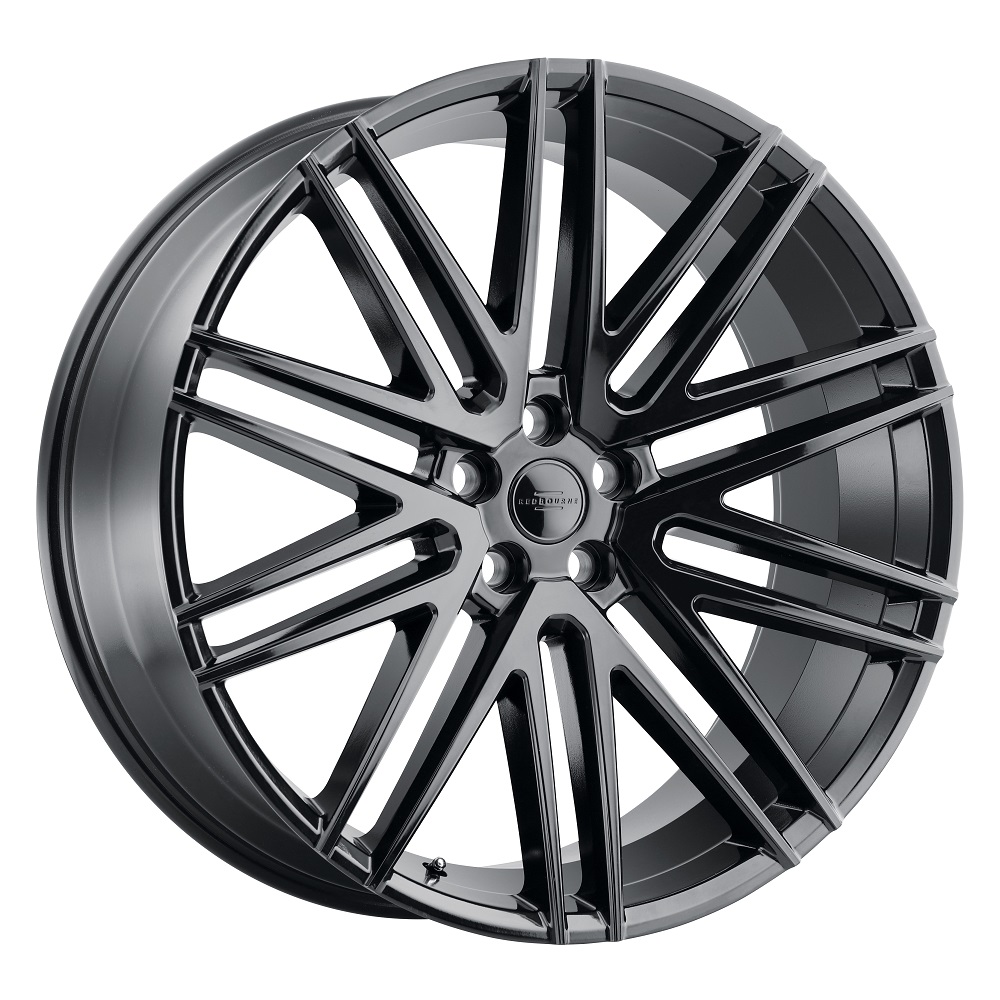 Redbourne Wheels Royalty - Gloss Black Rim