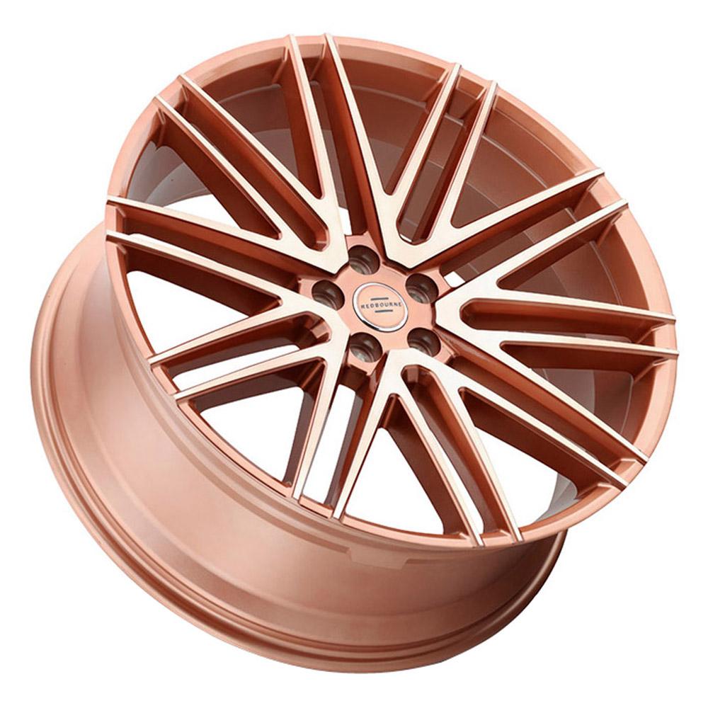 Redbourne Wheels Royalty - Rose Gold Rim