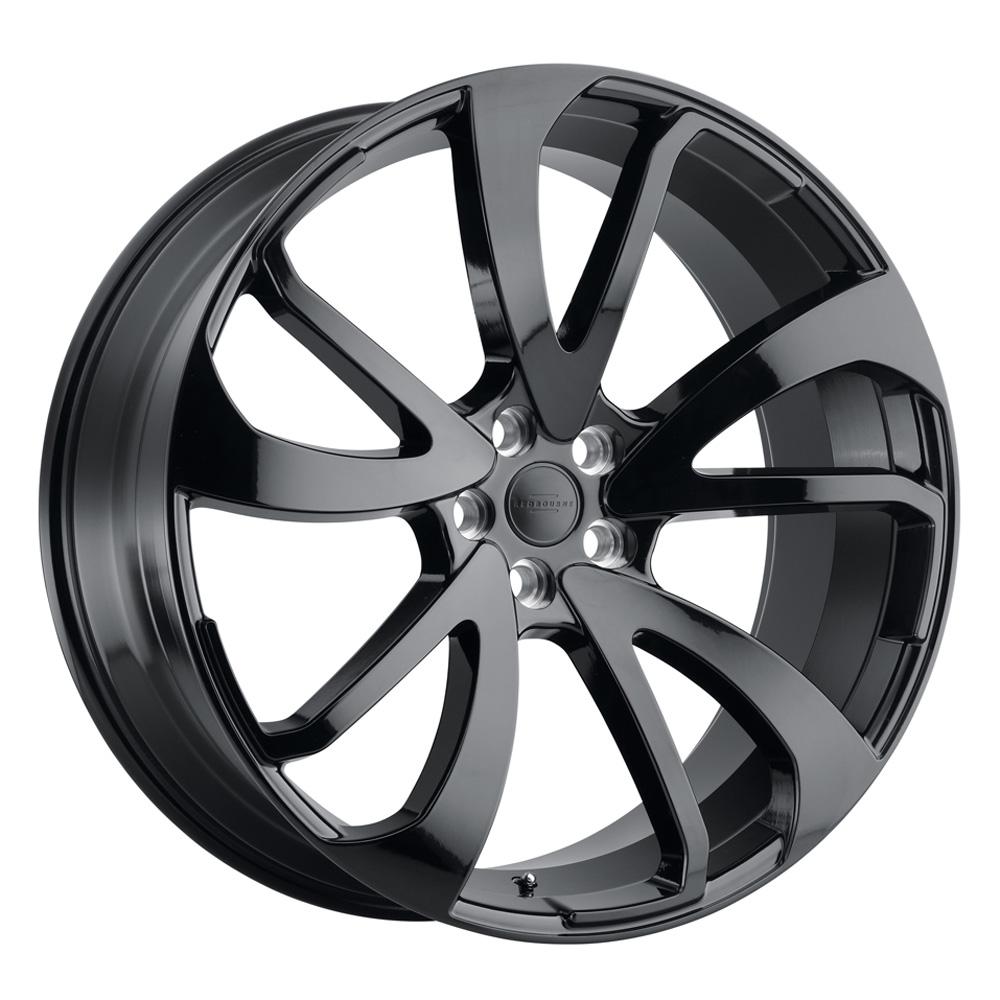 Redbourne Wheels Vincent - Gloss Black Right Rim