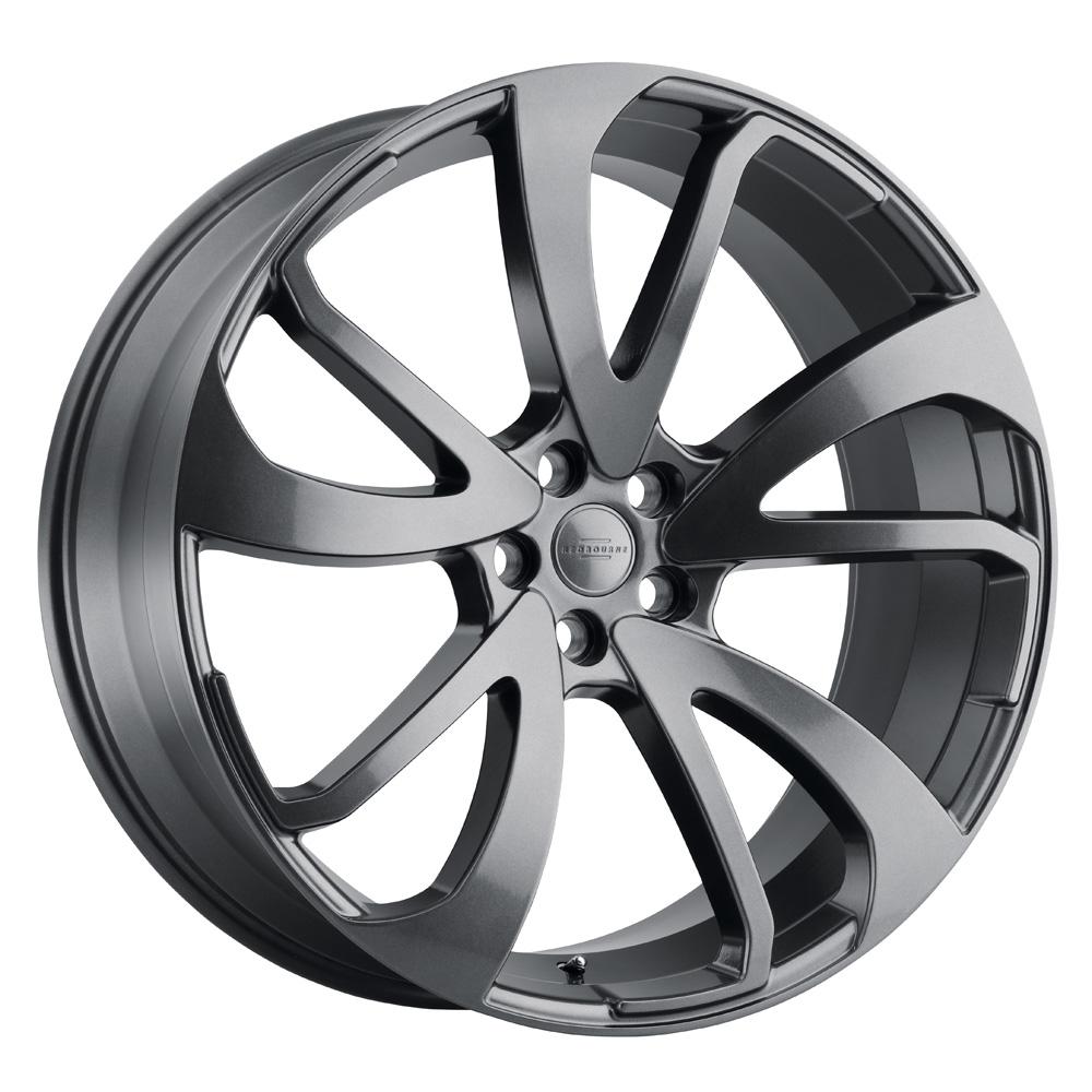 Redbourne Wheels Vincent - Gloss Gunmetal Right Rim
