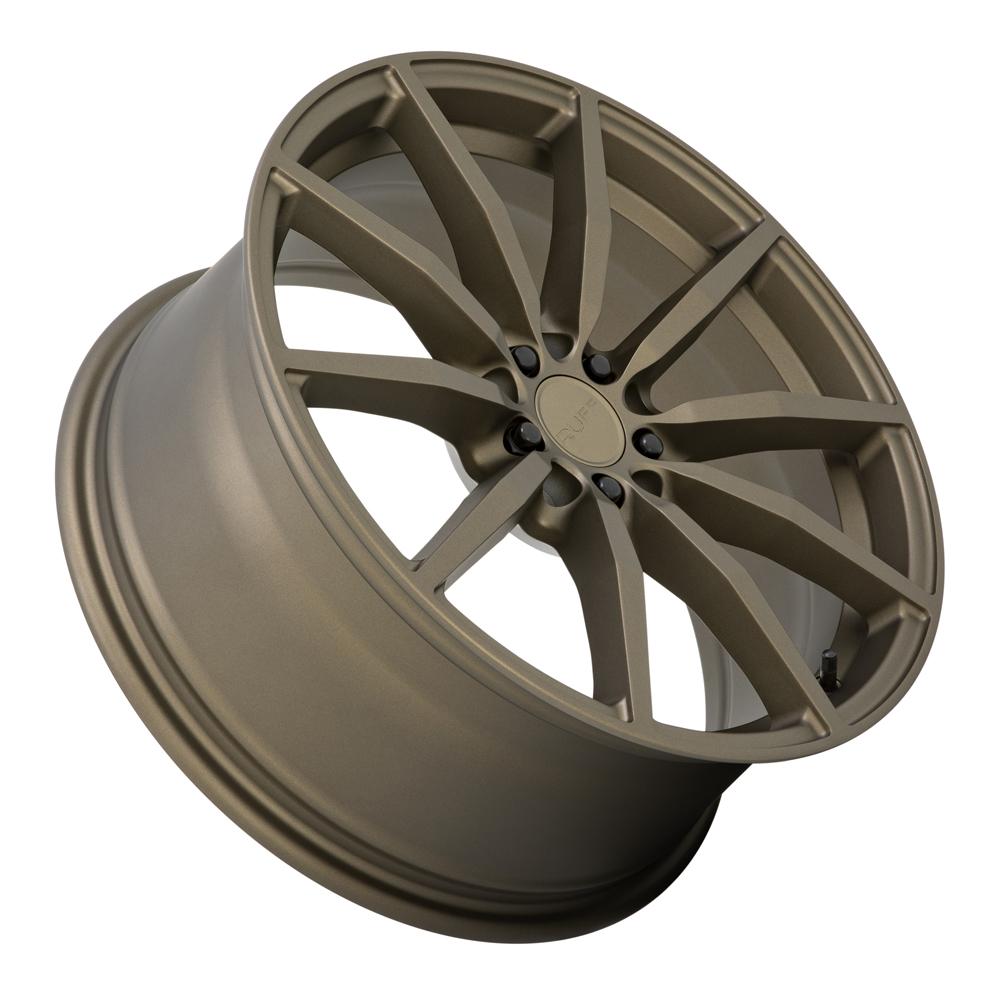 Ruff Wheels Burnout - Bronze Rim
