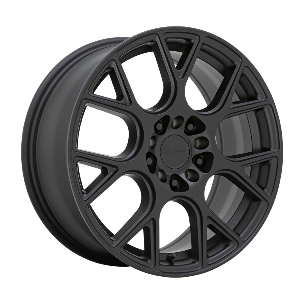 Ruff Wheels Drift - Matte Black Rim