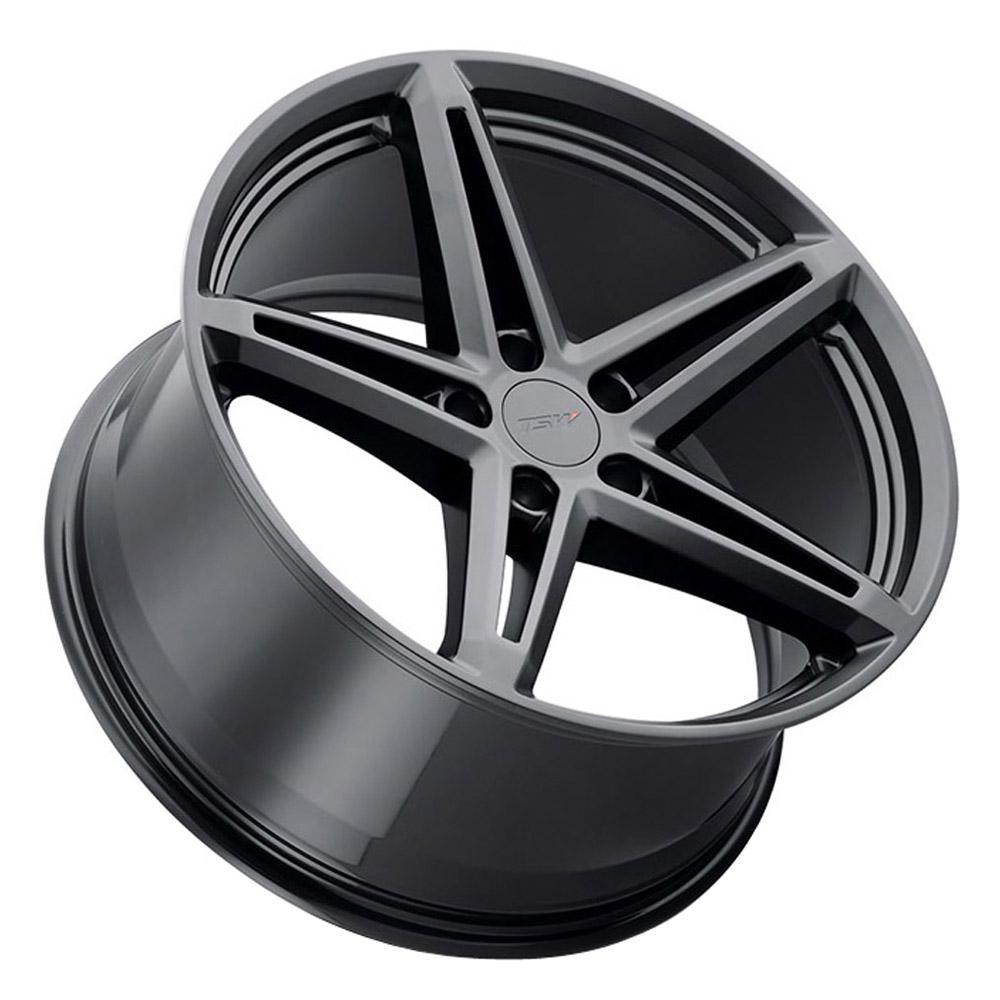 TSW Wheels Molteno - Matte Black Rim