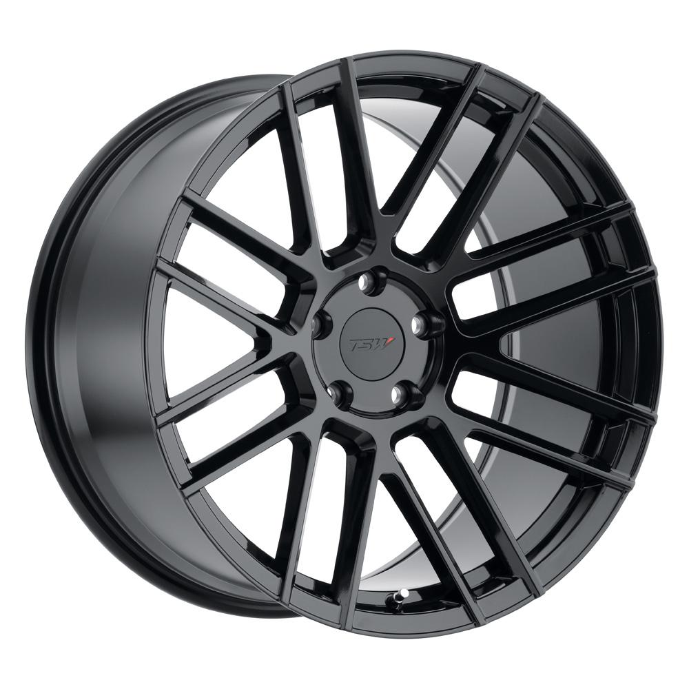 TSW Wheels Mosport - Gloss Black