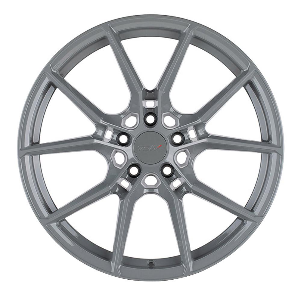 TSW Wheels Neptune - Battleship Gray RF Rim