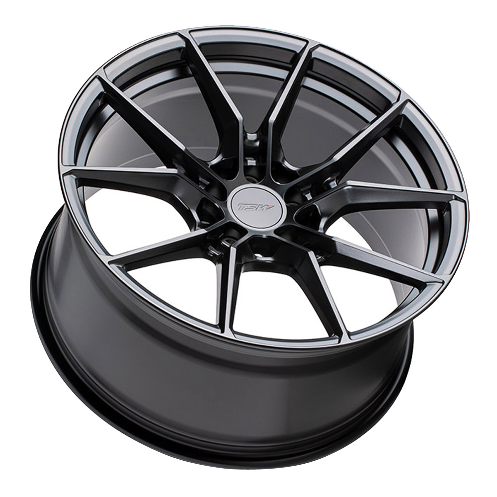 TSW Wheels Neptune - Semi Gloss Black RF Rim