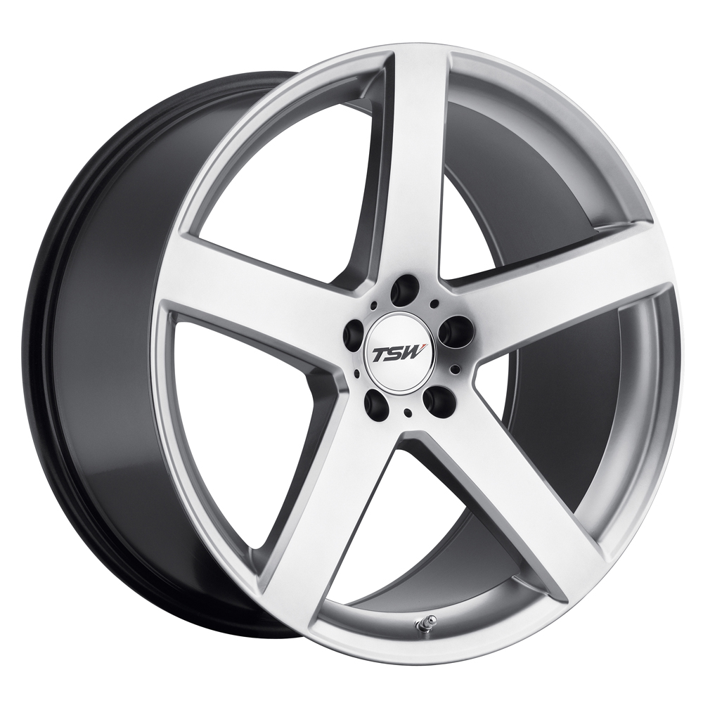 TSW Wheels Rivage - Hyper Silver Rim