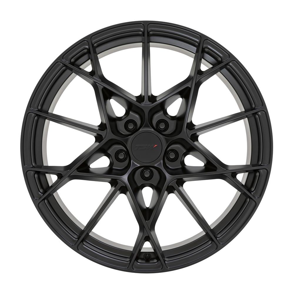 TSW Wheels Sector - Semi Gloss Black Rim