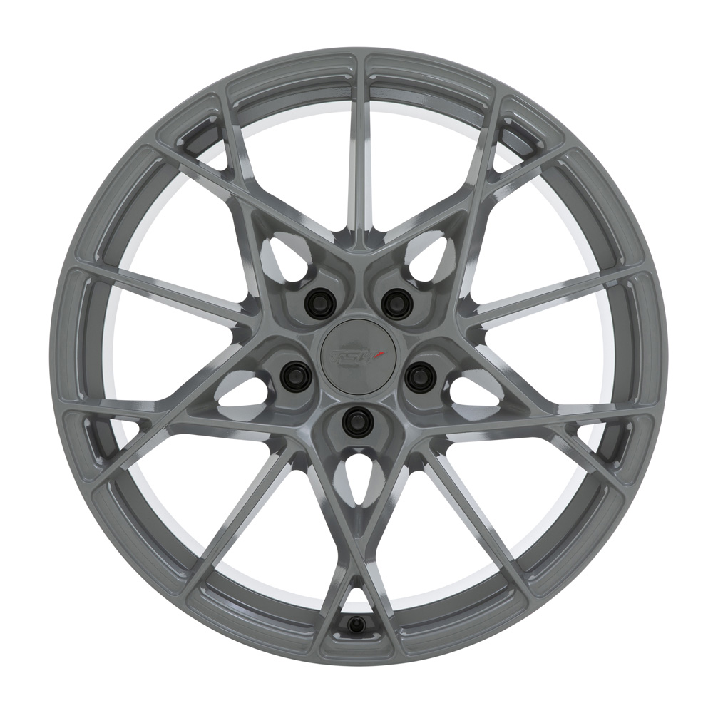 TSW Wheels Sector - Battleship Gray Rim