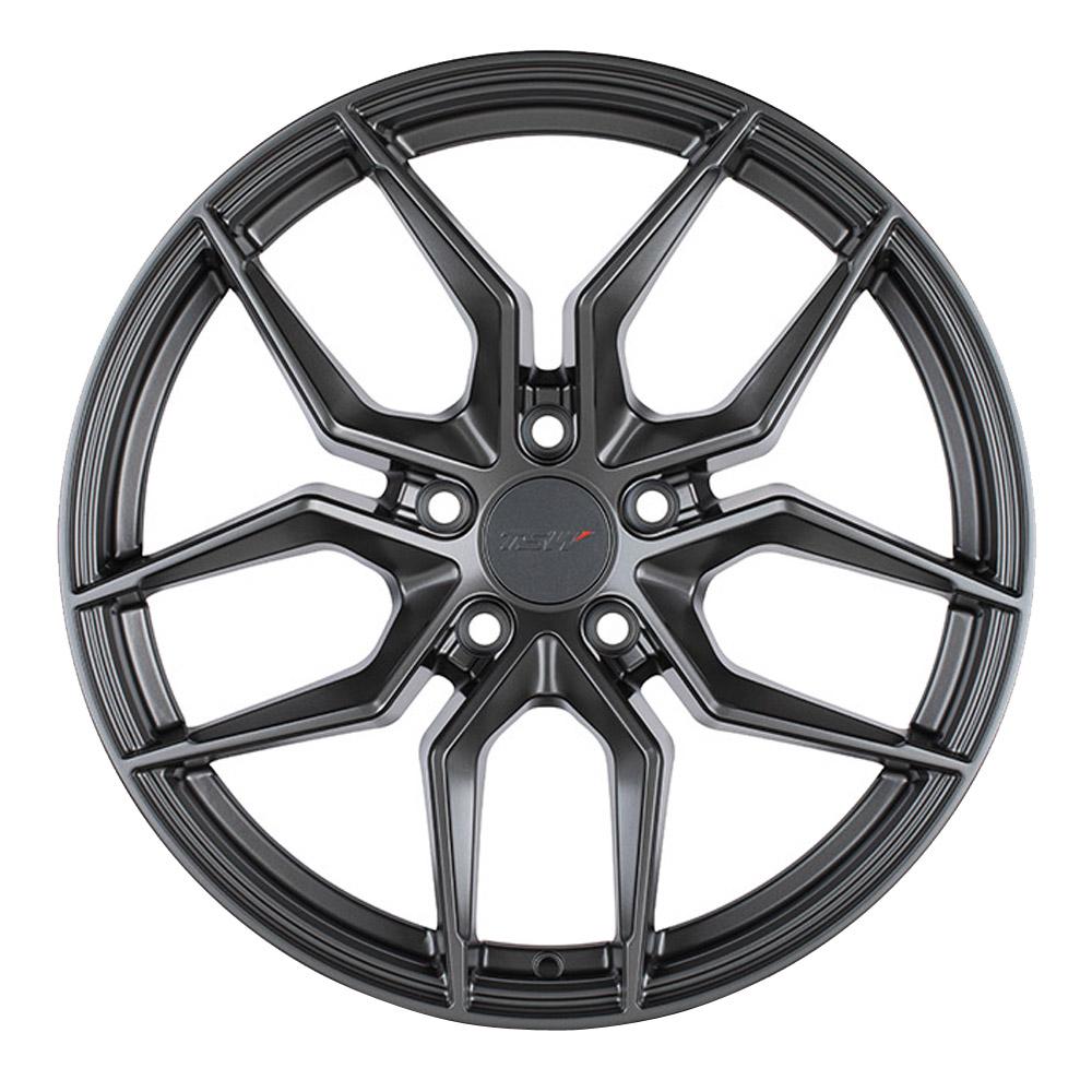 TSW Wheels Silvano - Gloss Gunmetal Rim