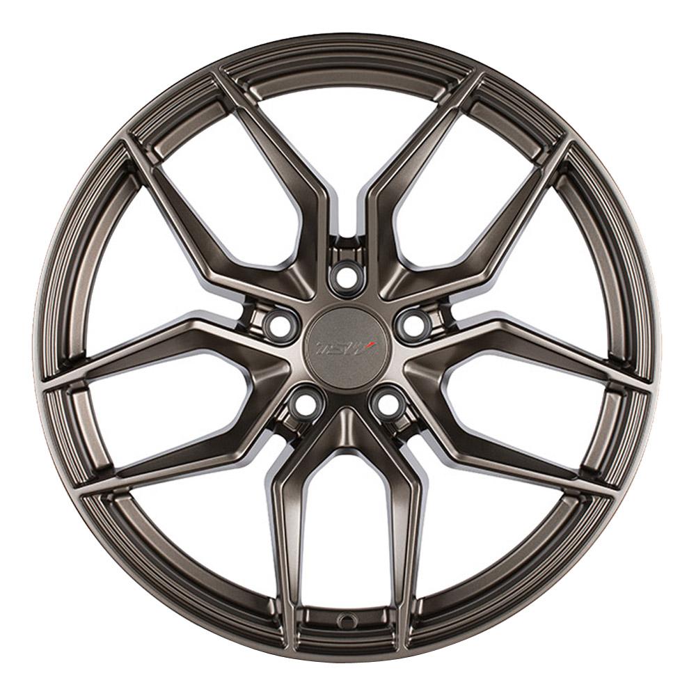TSW Wheels Silvano - Matte Bronze Rim
