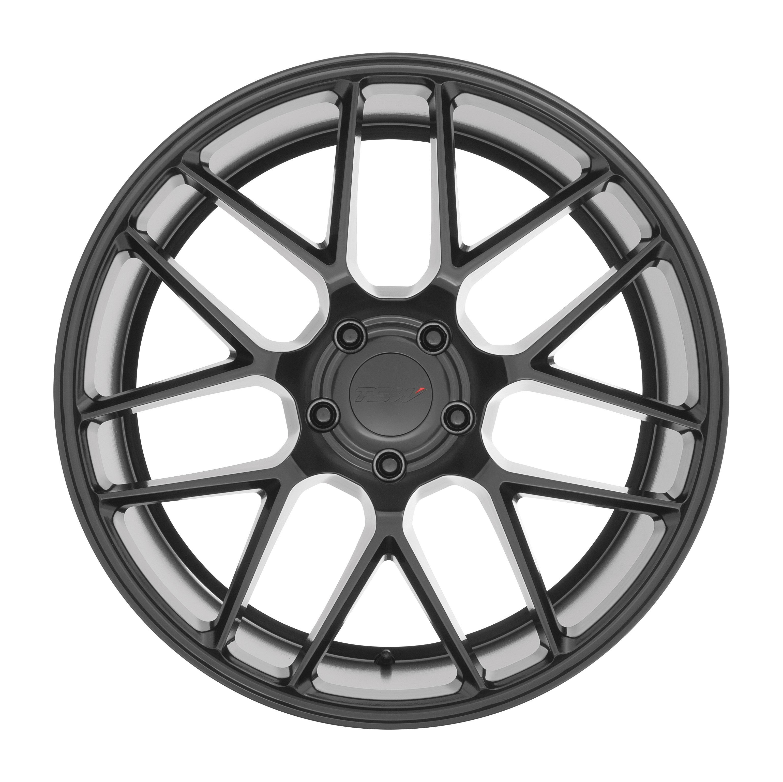 TSW Wheels Tamburello - Matte Black Rim