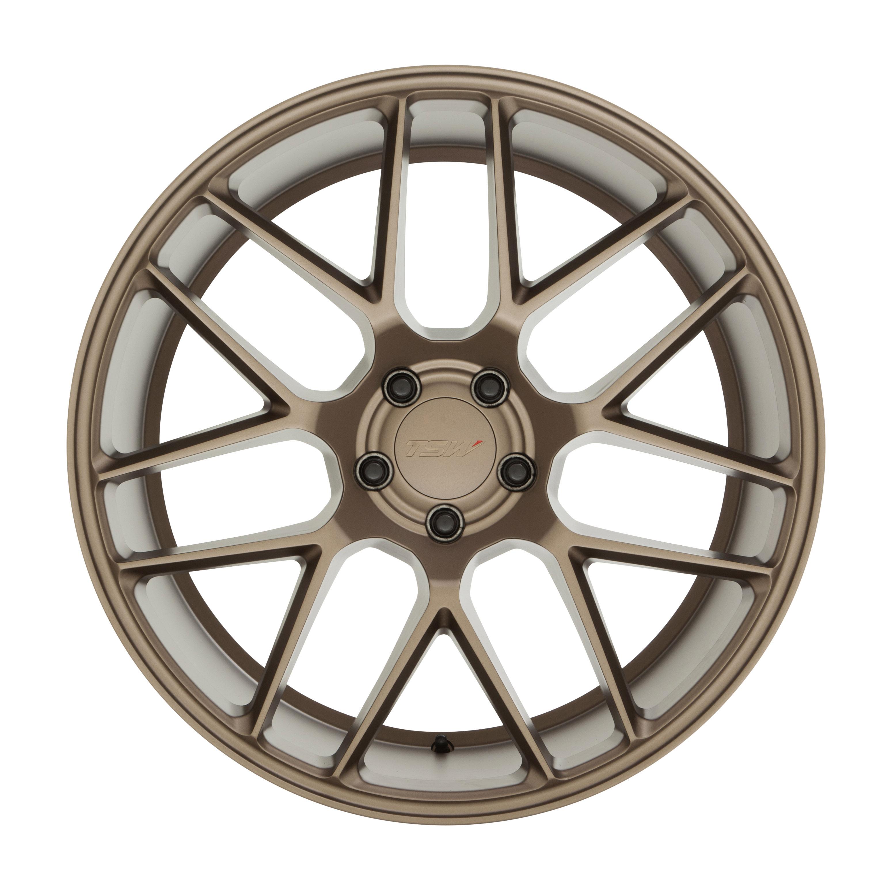TSW Wheels Tamburello - Matte Bronze Rim