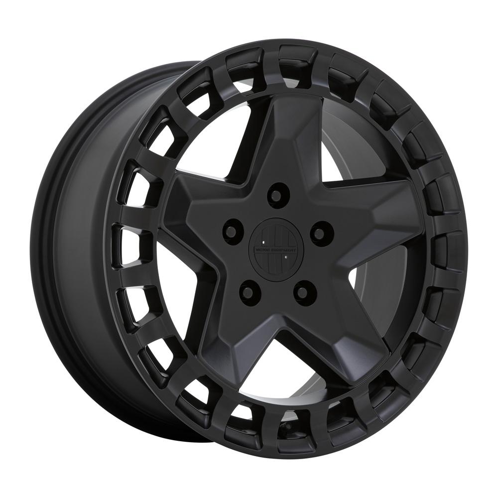 Victor Equipment Wheels Alpen - Matte Black Rim