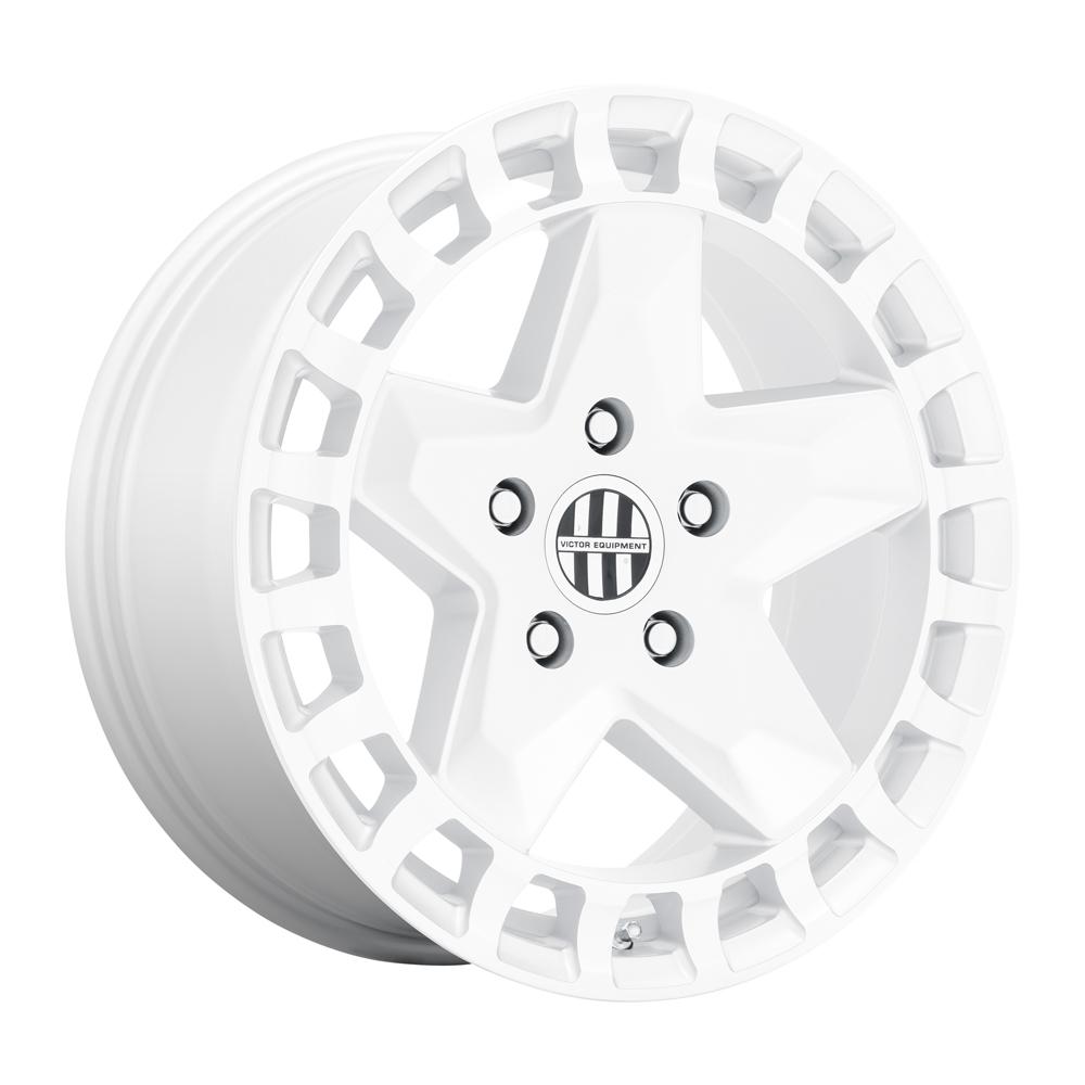 Victor Equipment Wheels Alpen - Gloss White Rim