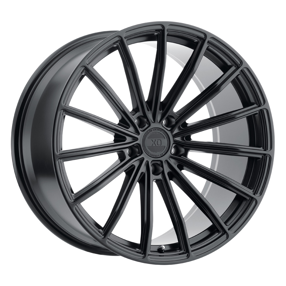 XO Luxury Wheels London - Matte Black Rim