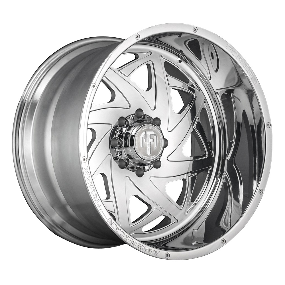 American Truxx Wheels ATF1910 Kronos - Polished Rim