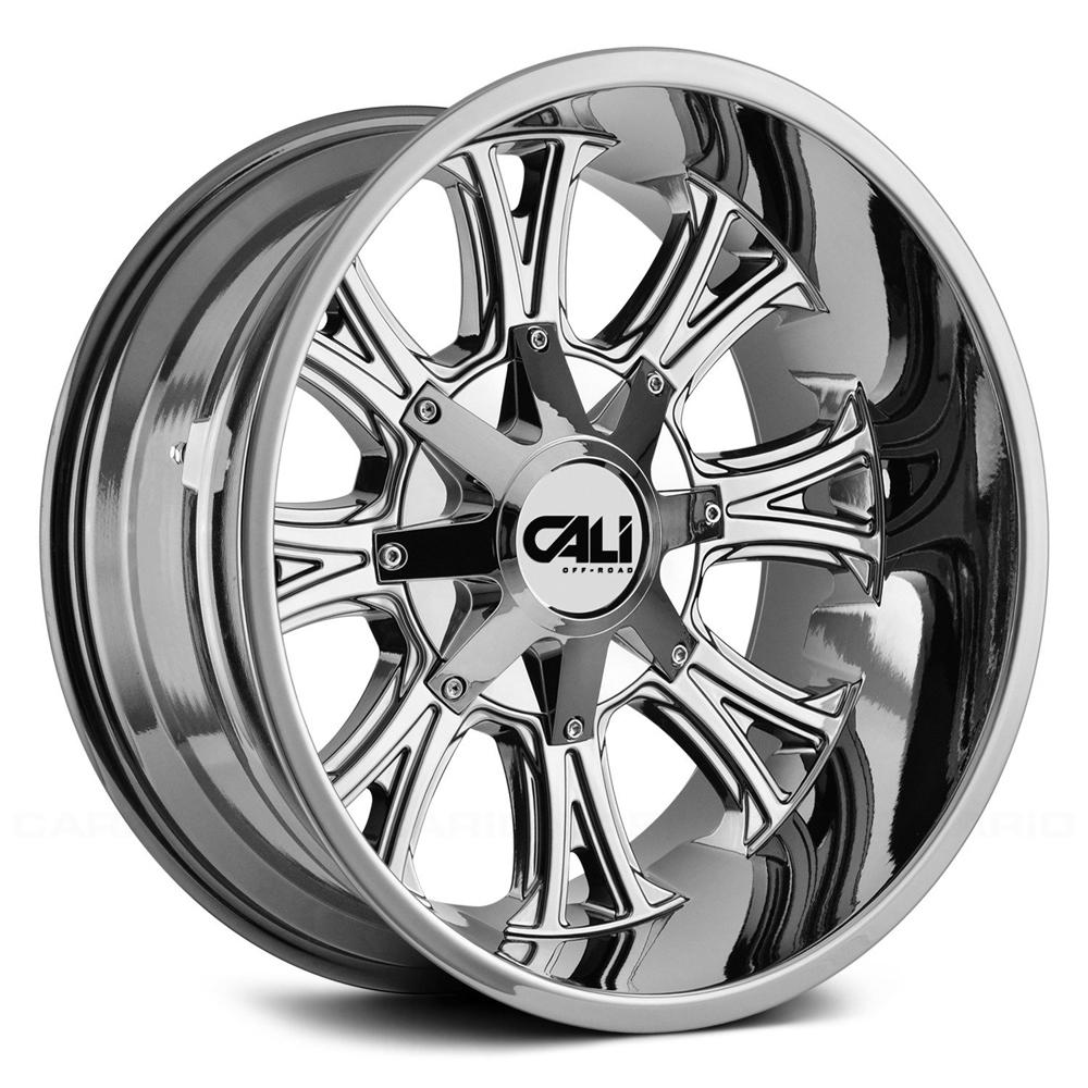 Cali Off-Road Wheels 9101 Americana - Chrome Rim