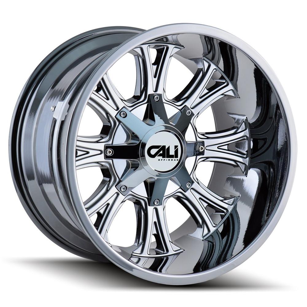Cali Off-Road Wheels 9101 Americana - PVD Rim