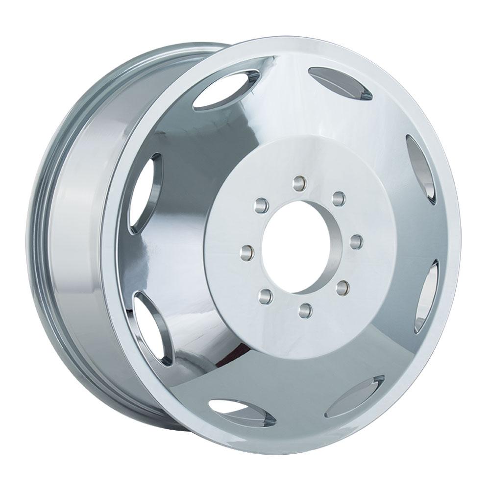 Cali Off-Road Wheels 9105 Brutal - Inner Chrome Rim