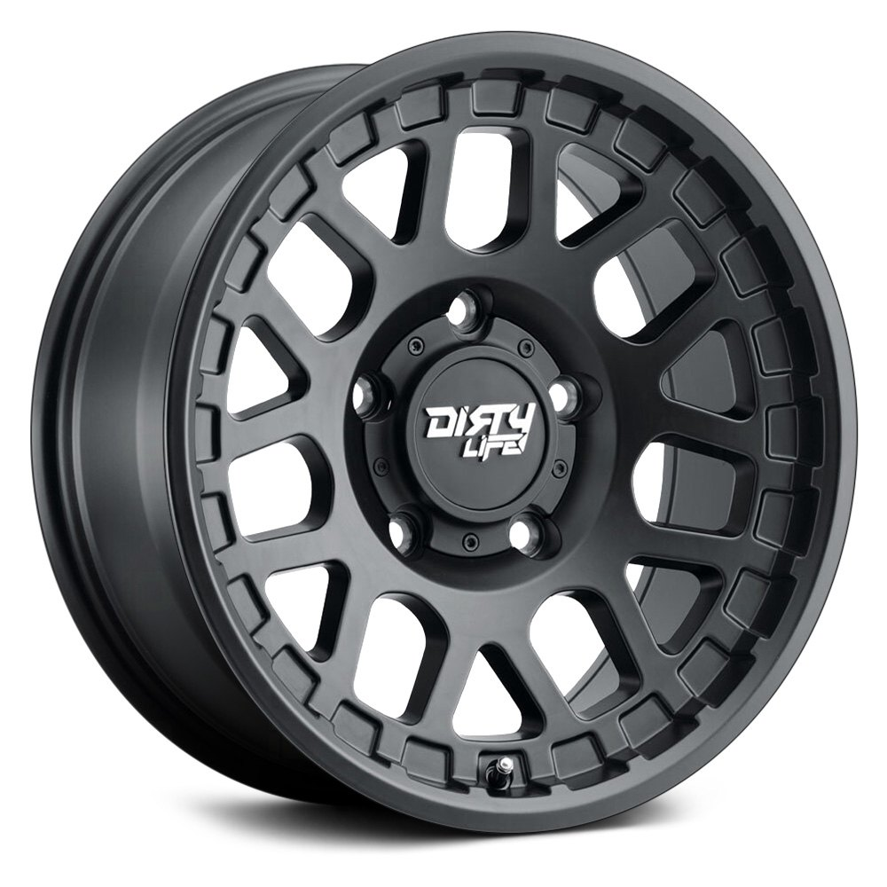 Dirty Life Wheels Mesa 9306 - Matte Black Rim