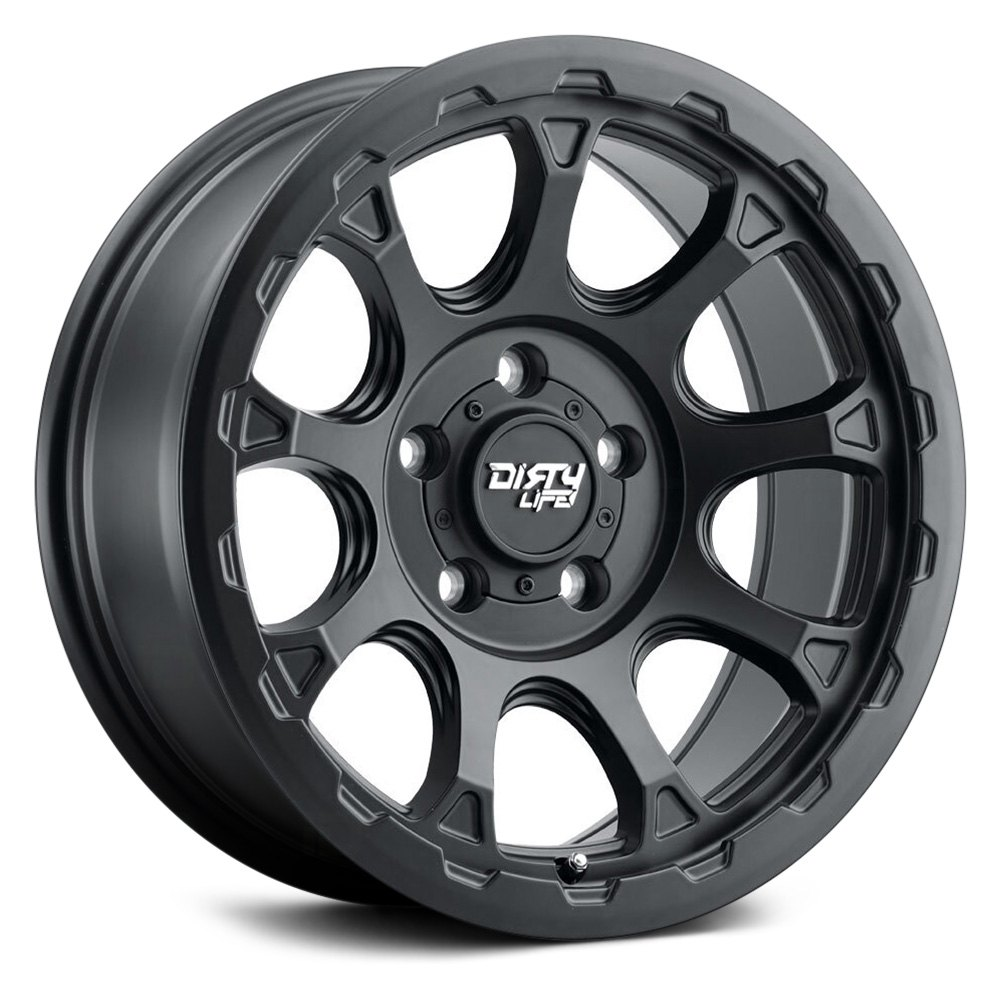 Dirty Life Wheels Drifter 9307 - Matte Black Rim