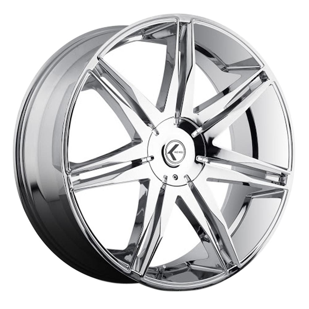 Kraze Wheels KR143 Epic - Chrome Rim