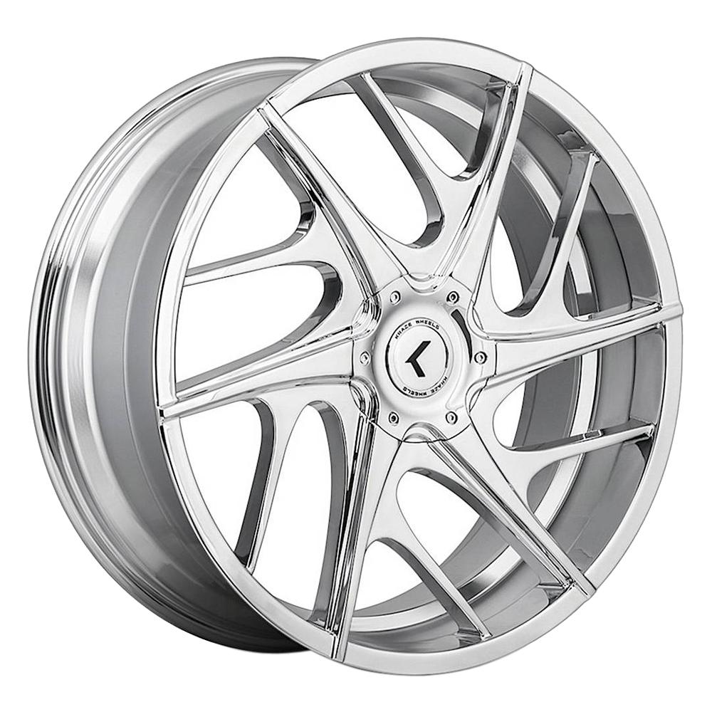 Kraze Wheels KR182 Rogue - Chrome Rim
