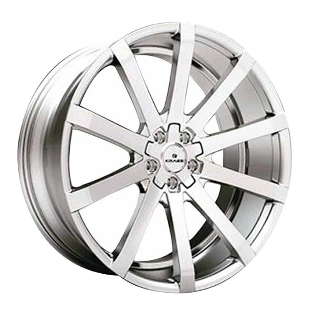 Kraze Wheels KR725 Desire - Chrome Rim