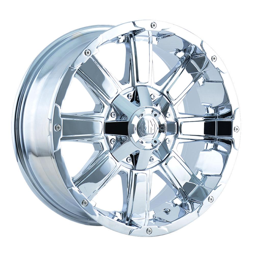 Mayhem Wheels 8030 Chaos - PVD2 Rim