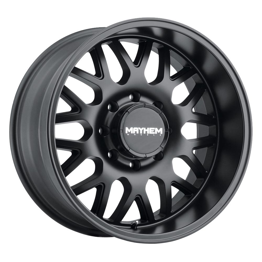Mayhem Wheels 8110 Tripwire - Matte Black Rim