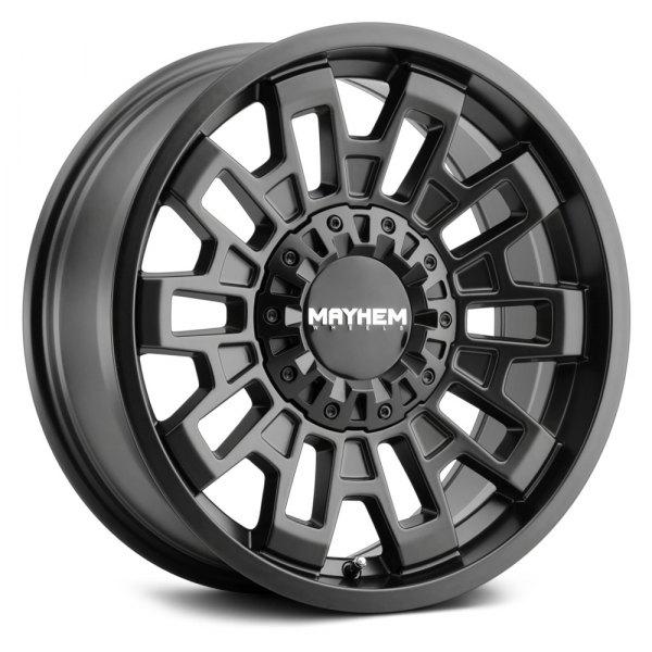 Mayhem Wheels 8113 Cortex - Matte Black Rim