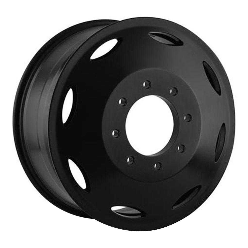 Mayhem Wheels 8180 Bigrig - Black Rim - 22.5x8.25