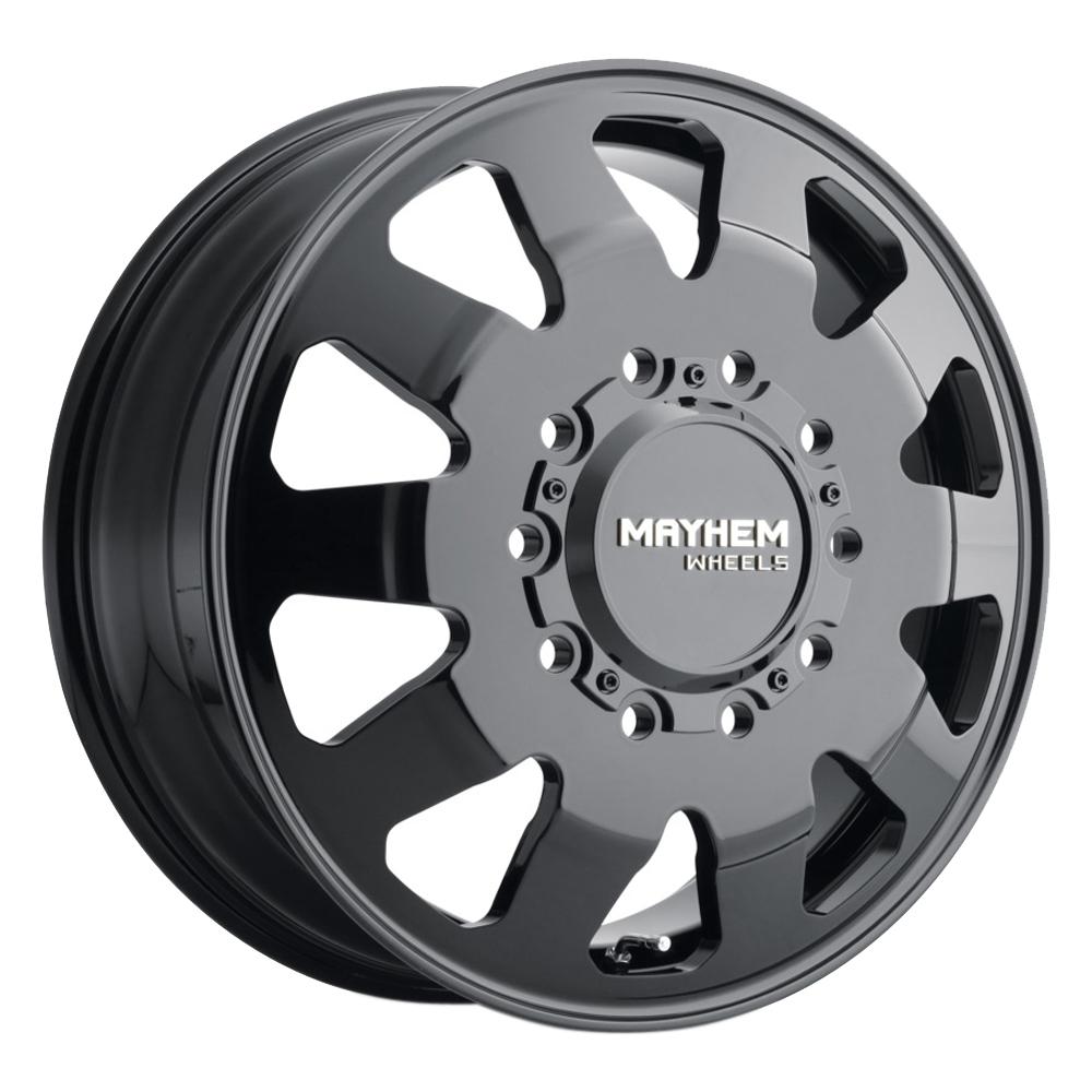 Mayhem Wheels 8181 - Full Black Rim