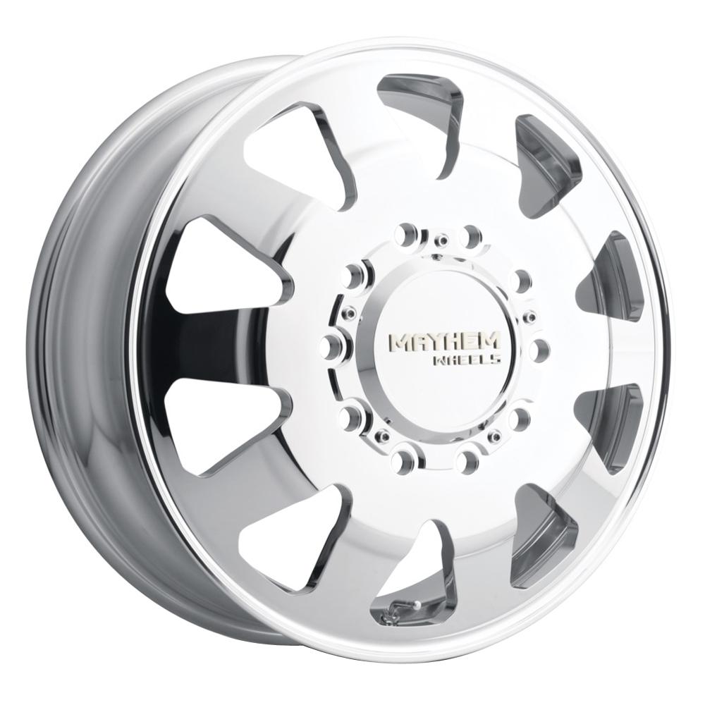 Mayhem Wheels 8181 - Polished Rim