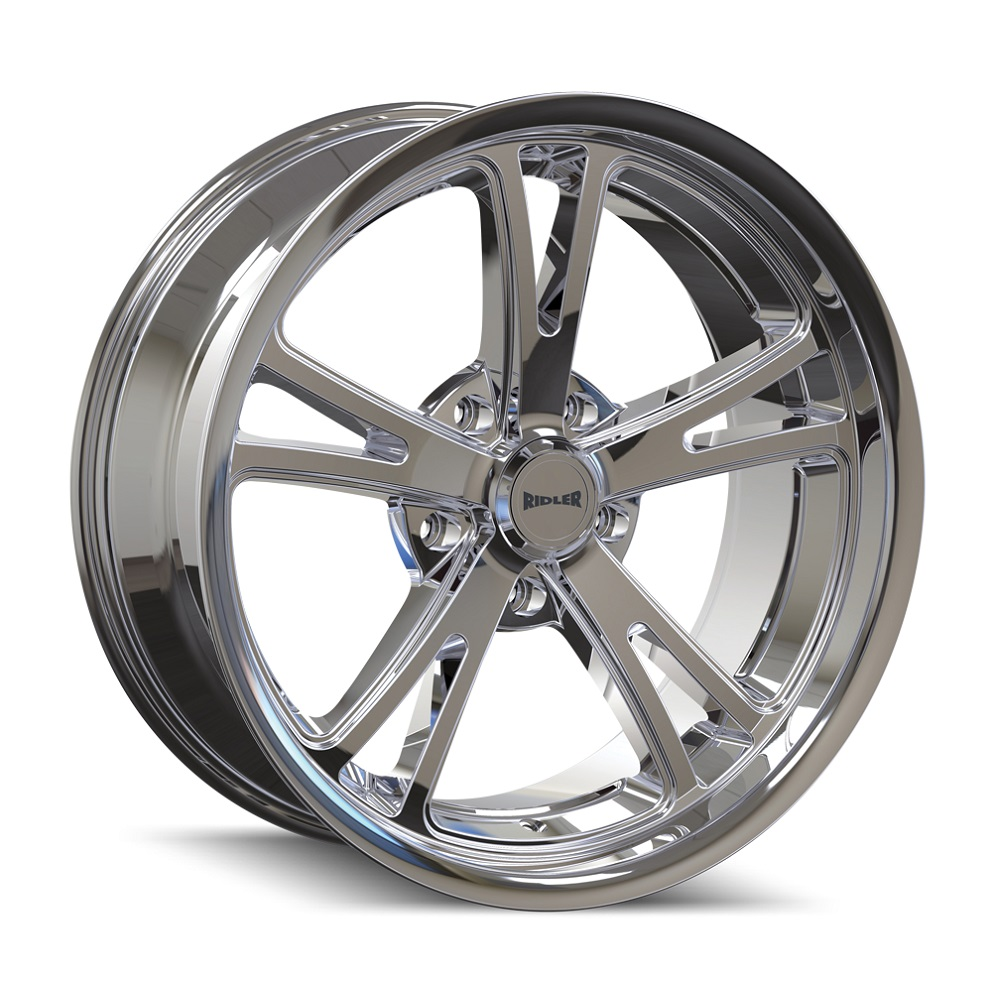 Ridler Wheels 606 - Chrome Rim