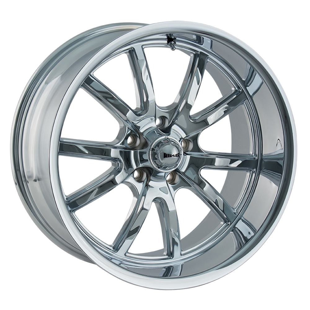 Ridler Wheels 650 - Chrome
