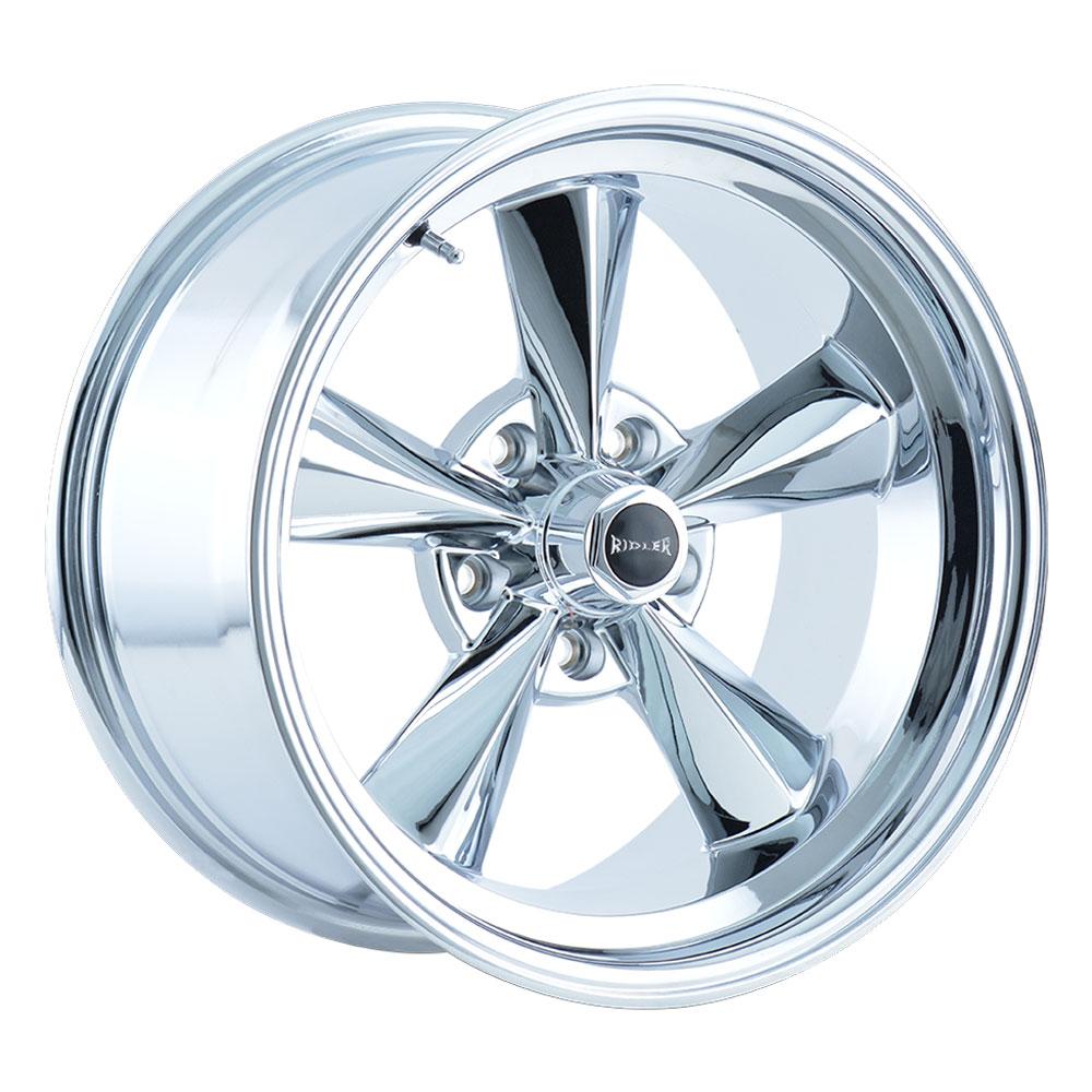 Ridler Wheels 675 - Chrome