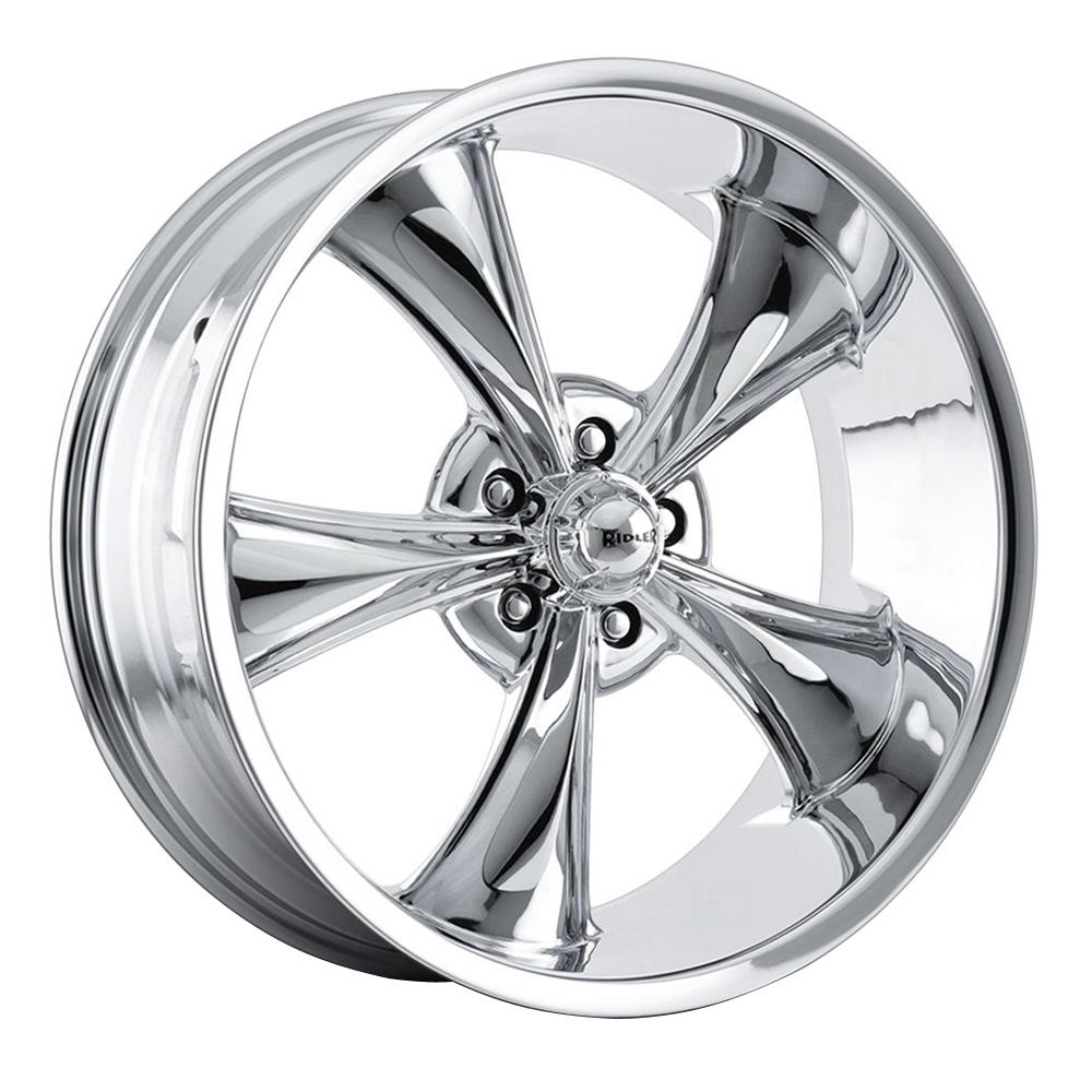 Ridler Wheels 695 - Polished Rim