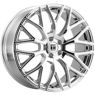 Touren Wheels TR76 3276 - Chrome Rim