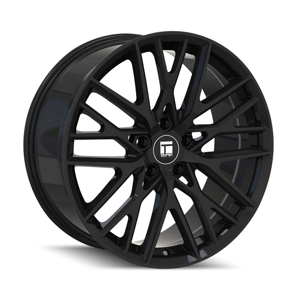 Touren Wheels TR91 3291 - Gloss Black Rim